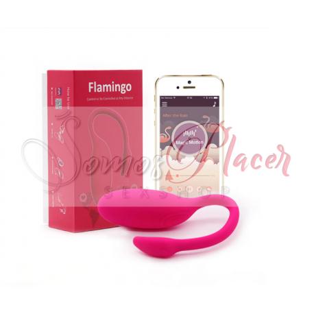 "Flamingo Vibrador ""Magic Motion"""