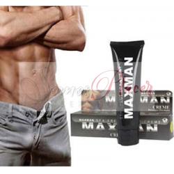 Max Man potenciador en Crema