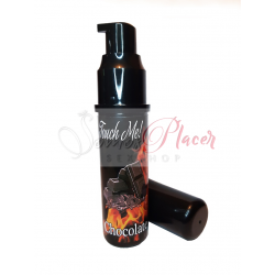 Lubricante Natural Touch Me comestible sabor Chocolate