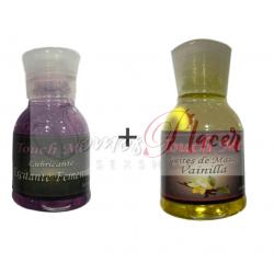 Promoción Aceites y Lubricantes 30ml Touch Me!