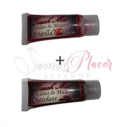 Promoción Aceites y Lubricantes 10ml Touch Me!