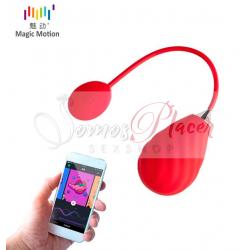Vibrador Bala Magic Sundae con App
