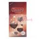 Preservativo Ribbed  Sensinity sabor Chocolate 12 unidades
