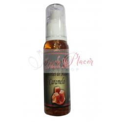 Aceite de Masajes Caramelo 60ml.