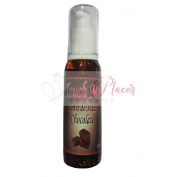 Aceite de Masaje Chocolate 60ml.
