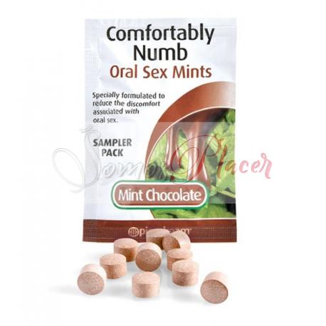 Pastillas Oral Sex Menta-Chocolate